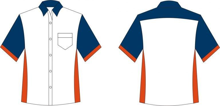 desain baju kerja 28