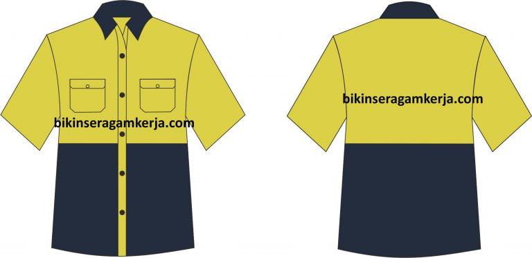 desain seragam kantor 11