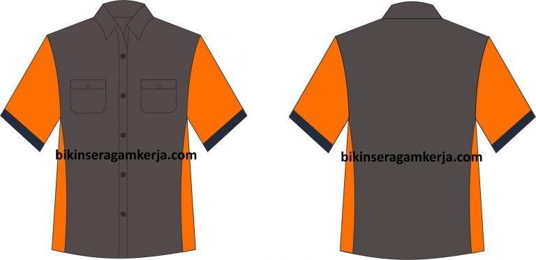desain seragam kantor 12