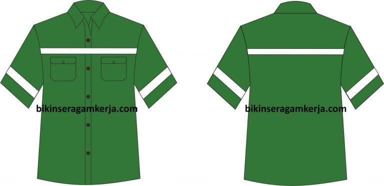 desain seragam kantor 14