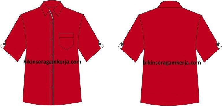 desain seragam kantor 15