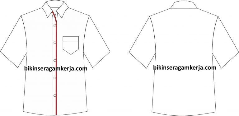 desain baju kerja 16