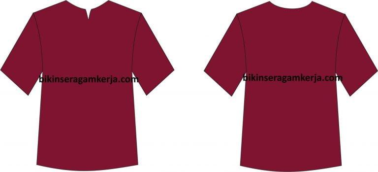 desain baju kerja 18