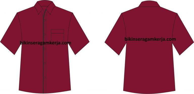 desain baju kerja 19