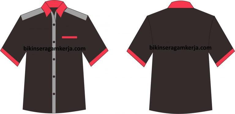 desain seragam kantor 9