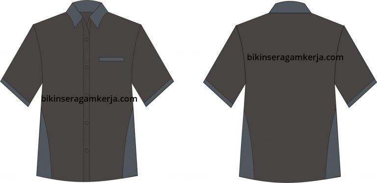 desain baju kerja 27