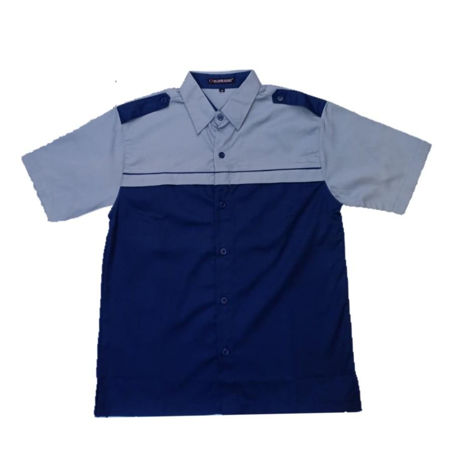 baju seragam kerja drill